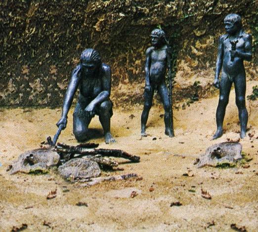 Krapina - Nalazište krapinskog pračovjeka